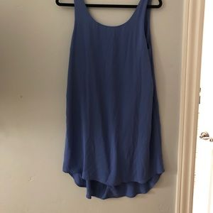 Everly Dresses - Everly Purple Dress with Bow in Back